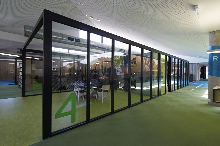 BendigoLibrary_14 & Bendigo Library - Acme1 Glass \u0026 Aluminium